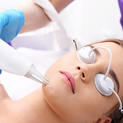 Best clinic for laser treatment in Guntur